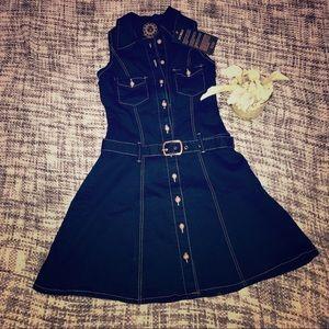 Dresses in jean
